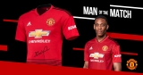 Win a Manchester United home shirt signed by Anthony Martial