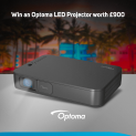 Win an Optoma LH160 LED projector