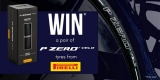 Win a Pair of P Zero Tyres from Pirelli