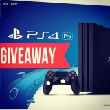 Win a PlayStation 4 Pro