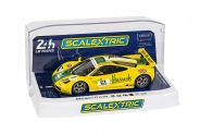 Win a Scalextric car signed by the legendary Derek Bell
