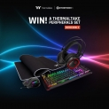 Win a Thermaltake PC Peripherals Set