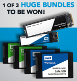Win a Western Digital SSD upgrade with Hexus
