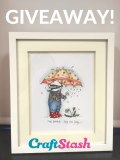 Win a signed, hand-coloured print by Clare Rowlands