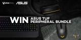 Win an ASUS TUF Peripheral Bundle