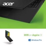 Win an Acer Aspire Laptop