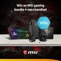 Win an MSI gaming bundle