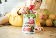 Win a month's supply of baby and toddler food.