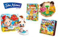 Win a fun-filled family games bundle