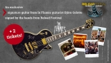 Win an exclusive Gibson guitar & tickets to Reload Festival