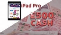 Win an iPad Pro or £500 with ITV