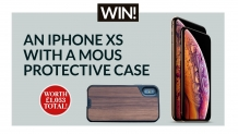 Win an iPhone XS with a Mous protective case