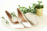 Win a pair of shoes and matching clutch bag from Paradox London