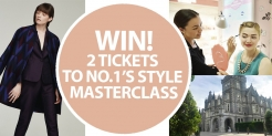Win tickets to Aberdeen Style Masterclass