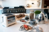 Win a toaster, kettle and breakfast kit