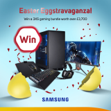 Easter 3XS prize bundle worth over £3700 – Scan Computers